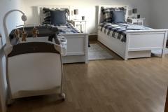 Schlafzimmer 1 - 2 Personen
