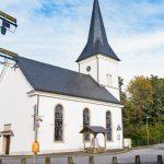 Ferienwohnung Küper - Rueggeberg Kirche